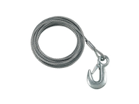 """Cable w/ Hook - 3/16"""" x 25' - FUL WC3250100"""
