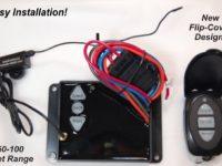 Hydraulic Wireless Remote Control System - MON G3-H01