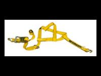 Tire Bonnet w/ Flat Hooks - TN-076F
