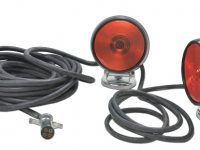 Magnetic Tow Light Kit - GRL 65402-4