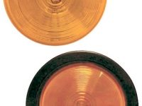 Round Amber Light - ST-44AB